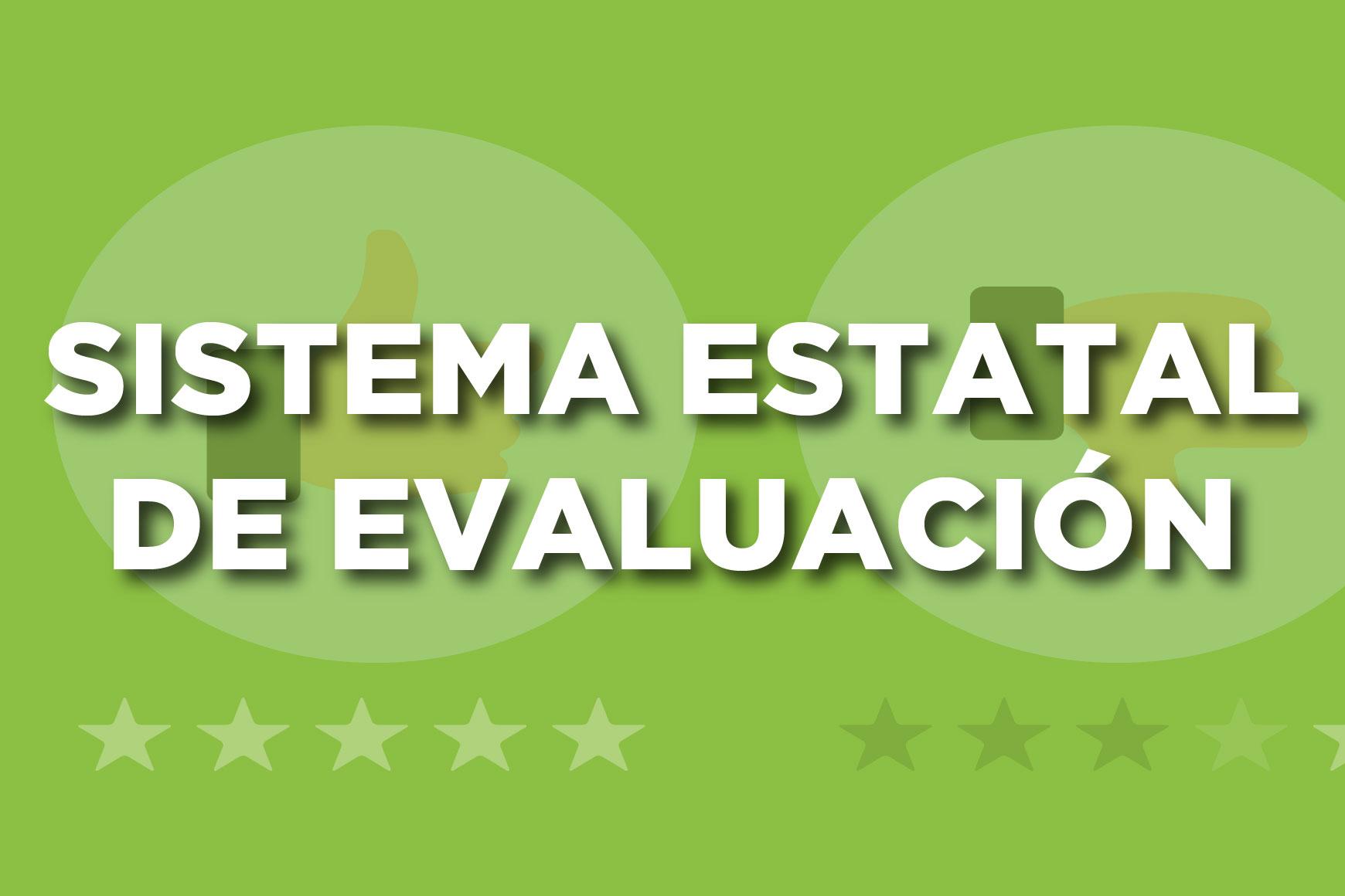 Sistema Estatal de Evaluación